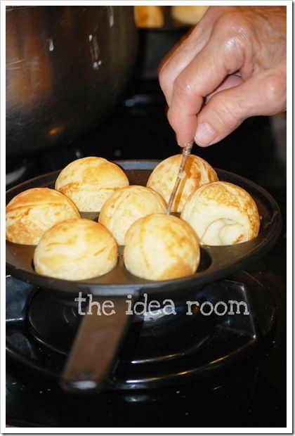 Aebleskiver seem to be a hot topic at the moment!