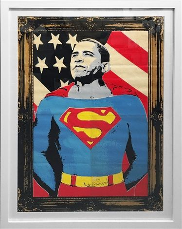 Mr. Brainwash, Superman