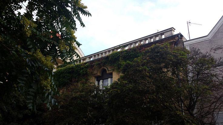 Régi ház a Városkapunál