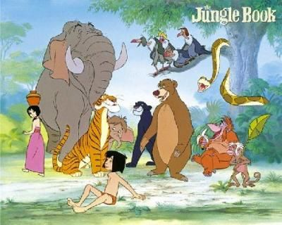 jungle book | The Jungle Book Mowgli (Doordarshan) Hindi TV Show Watch Online