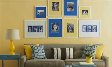 22 best wall arrangement decor images on Pinterest | For the home ...