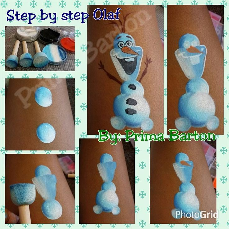 Prima Barton Olaf made with Pouncers https://www.facebook.com/photo.php?fbid=10152459562421752&set=p.10152459562421752&type=1&theater