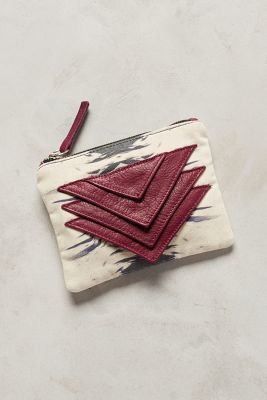Anthropologie Geopoint Pouch on shopstyle.com