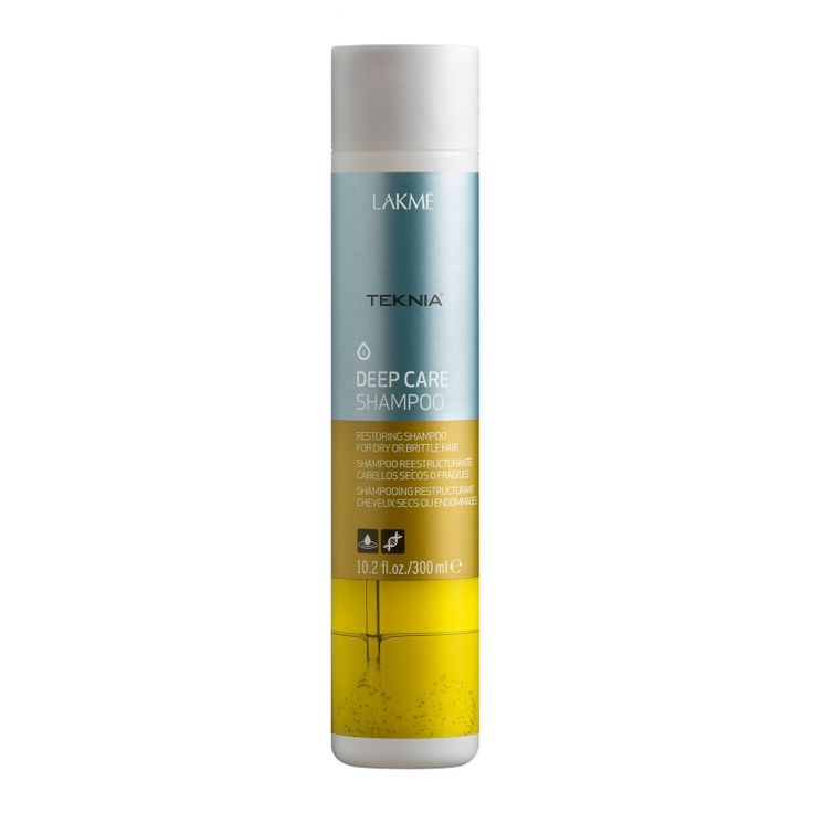Shampoing restructurant Deep care Teknia