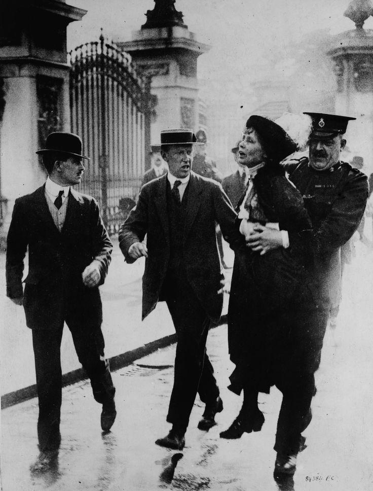 the victorian suffrage movement The suffragettes: votes for women victorian era | edwardian era the suffragettes were movements for women's suffrage in the united kingdom.