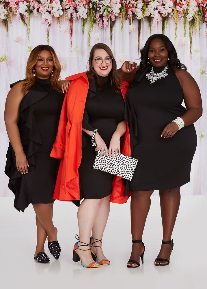 Ashley Stewart Just Dropped A Smoking Hot Spring Collection Featuring Plus Size Bloggers