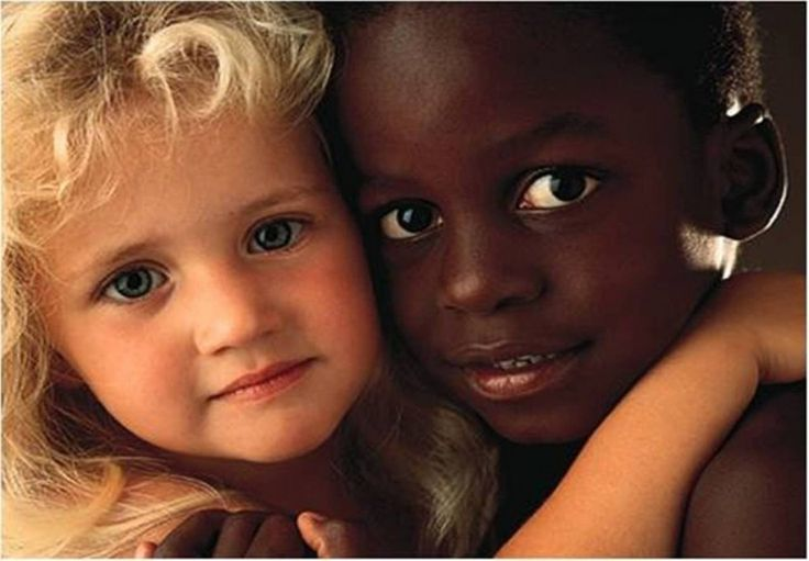 Por Dentro... em Rosa: Vídeo emocionante : Um experimento sobre racismo n...