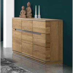 Buffet design 3 portes 3 tiroirs Adria ATYLIA - Achat / Vente buffet - bahut Buffet design 3 portes 3 ti… - Cdiscount