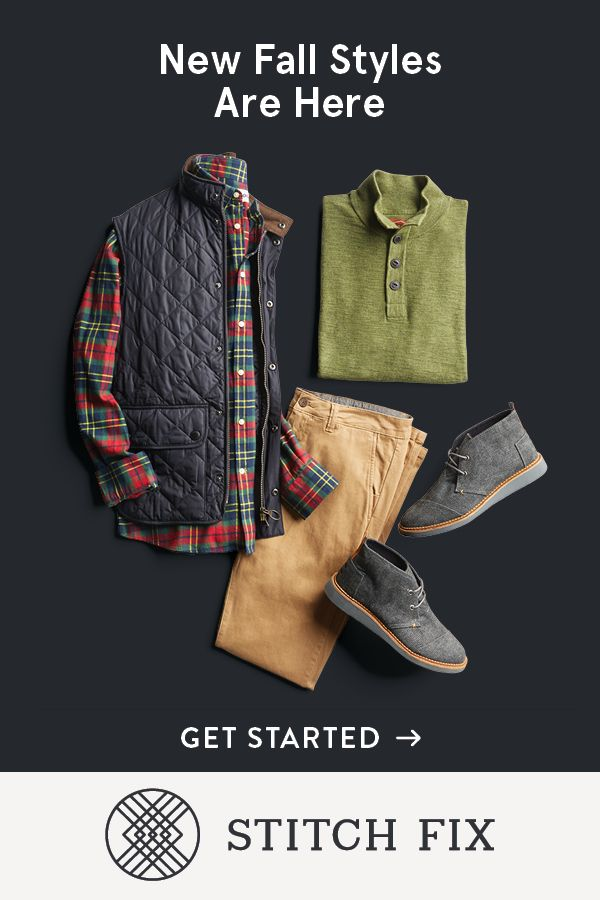 Fall calls for a new look. Let our Stylists pick 5 pieces that fit your build, budget & lifestyle, and deliver them to your doorstep. Keep what you like, return the rest. Free shipping & returns.
