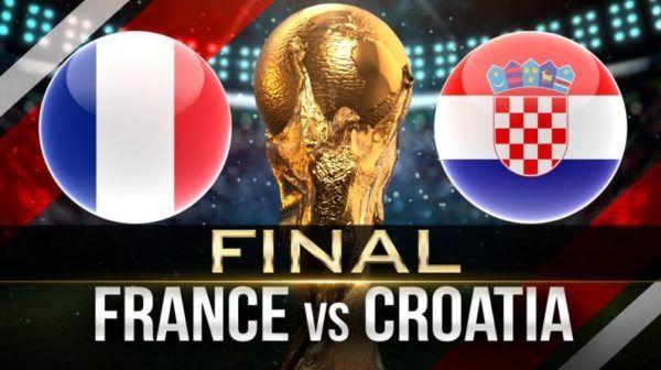 France Vs Croatia Live Streaming Final Fifa World Cup 2018 France Vs Croatia Live Telecast On Hotstar In India Sony Si France Croatia World Cup Russia 2018