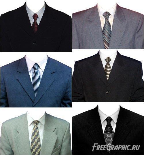 Шаблоны костюмов для фотошопа скчать бесплатно