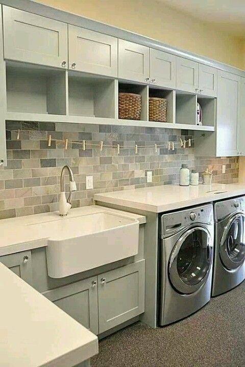Laundry room idea, one day! #LGatBBC @Lori Bearden Bearden Gustafson @Matt Valk Chuah SITS Girls