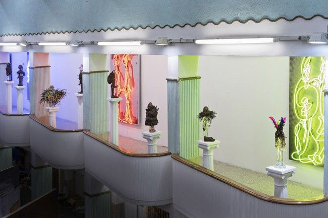 Pascale Marthine Tayou exhibition - GALLERIA CONTINUA, San Gimignano / Beijing / Les Moulins