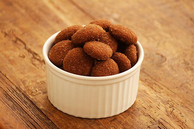 Mel e Pimenta: Biscoito de canela e chocolate - Integral