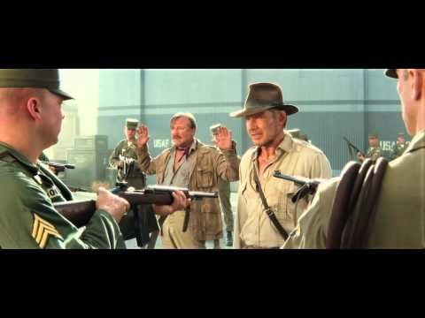 'Indiana Jones et le royaume du crâne de cristal', un film de Steven Spielberg