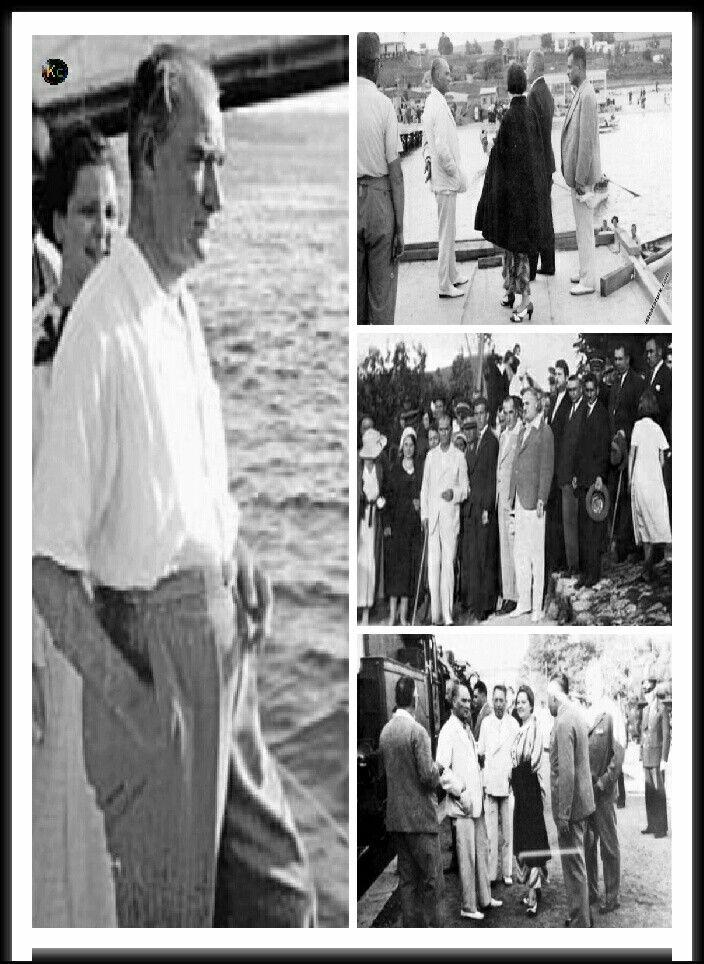 Ayşe Afet(Uzmay) İnan, Türk öğretmen, tarihçi ve sosyoloji profesörü. Atatürk'ün manevi kızıdır. Cumhuriyetin ilk tarih profesörlerinden olan Afet İnan, Ankara Üniversitesi Dil ve Tarih-Coğrafya Fakültesi'nde ilk Türk Devrim Tarihi Kürsüsü'nü kurmuştur.