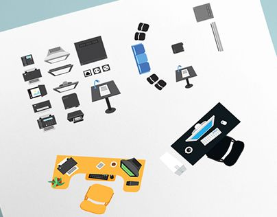 "Check out new work on my @Behance portfolio: ""Office Icons"" http://be.net/gallery/33636965/Office-Icons"