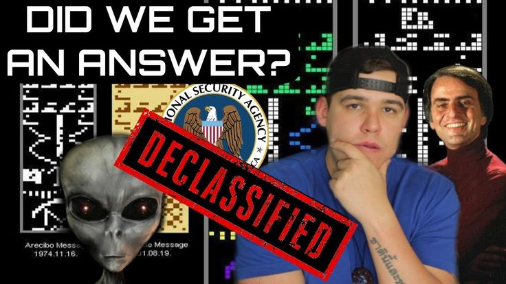 DID ALIENS RESPOND TO THE ARECIBO MESSAGE? - YouTube