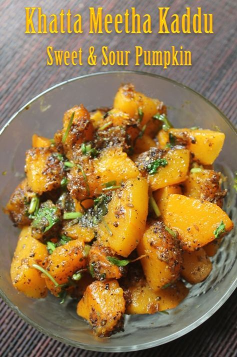 This is one of the easy dry curry which you can make in under 20 mins or so. There are only few spice powders added in this, but it taste really good. This dish is called as khatta meetha kaddu..Khatta means sour, meetha means sweet and kaddu means pumpkin..So it is sweet and sour pumpkin..The...Read More