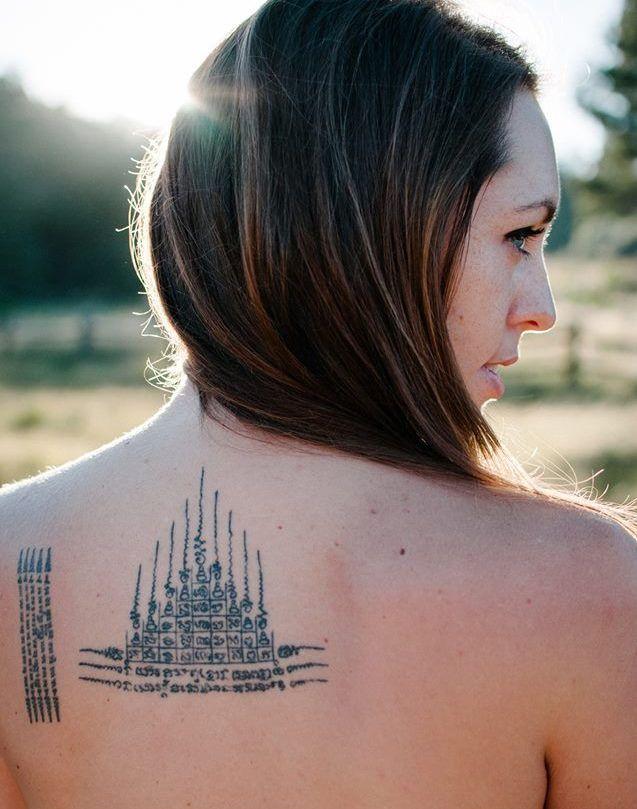 Thailand Tattoo Designs for Women