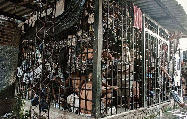 Συνθήκες κράτησης σε φυλακή στο Ελ Σαλβαδόρ
