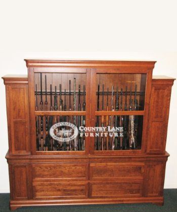 Best Of Gun Cabinet Glass Front