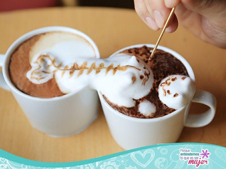 #Café #Gato #Desayuno