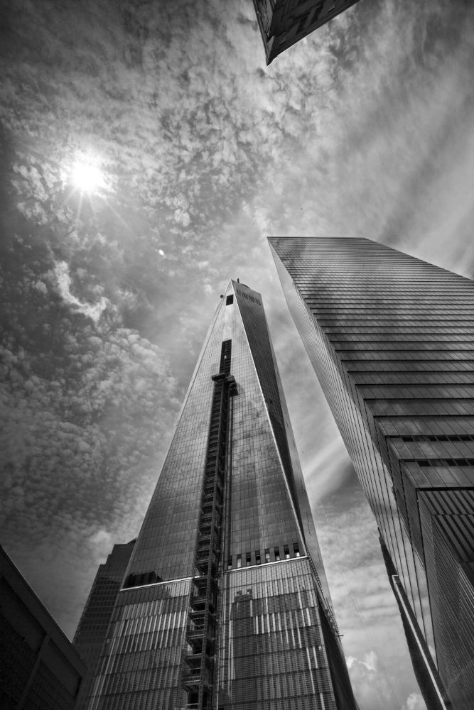 World Trade Center NYC by jakub.pazera