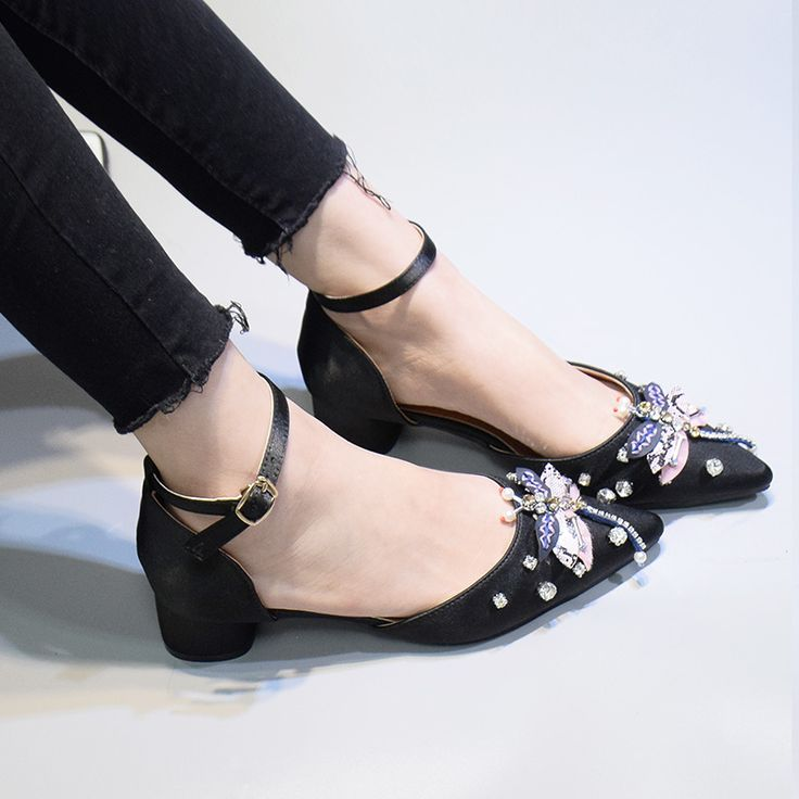 """✳ ✳ ✳ $28.50,  Women's Tie Knotted Hoof Heels Ankle Strap Sandals Use code """"LADYSTO"""" to get 15% OFF & one FREE chic socks. from @ladystoofficial.... ✳ ✳ ✳ Brooks Running Shoes Non Slip Shoes Giuseppe Zanotti Halloween Costume Ideas Manolo Blahnik Color Combos Professional Red Bottom Shoes Beach Cowgirls Wedges Ravelry Sperry Western Boots Boots Harley Davidson Plaid Shirts Reebok Stylish Pencil Skirts Canvas Kurt Geiger To Get Nike Free Yeezy Chic ✳ ✳ ✳ @ladystoofficial #ladysto"""