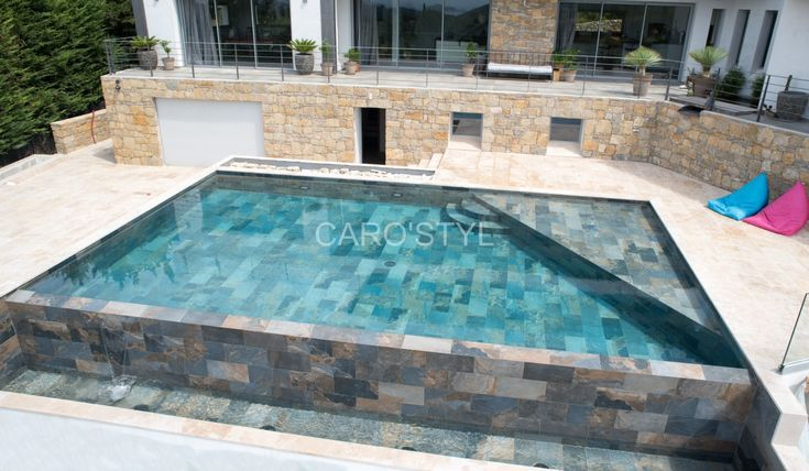 Pin Em Garten Design Pool