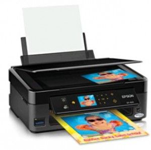 Epson Expression Home XP-400 Small-in-One Wireless Printer/Scanner