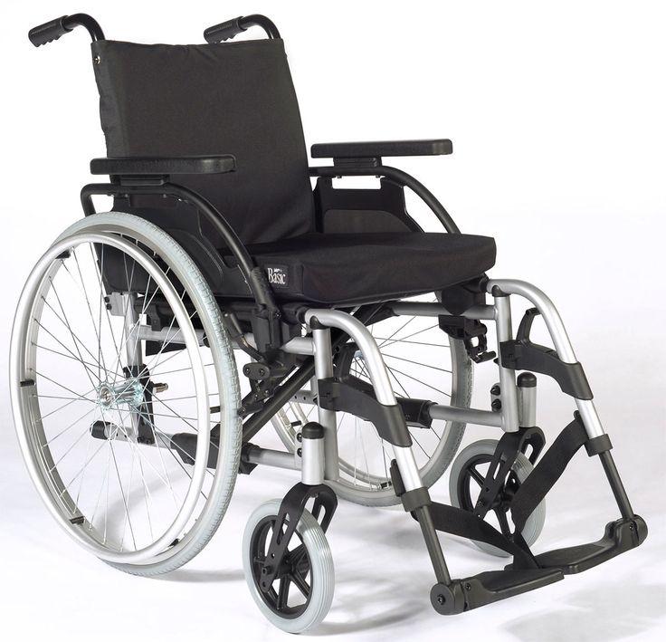 PariX 2 Silla de ruedas plegable Funcional y resistente, con cruceta de 3 brazos.  La silla de ruedas manual BREEZY PariX 2 es la silla ideal para aquellos usuarios que buscan una silla de aluminio económic...
