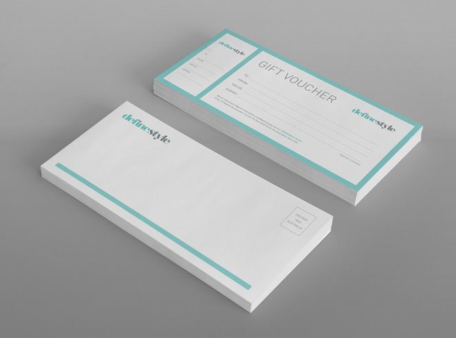 DefineStyle Stationery by Csquared Design