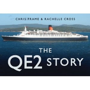The #QE2 Story Book #Cunard.