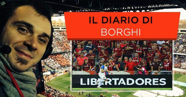 Copa Libertadores 2017 - La guida di Stefano Borghi - http://www.contra-ataque.it/2017/03/07/stefano-borghi-guida-copa-libertadores.html