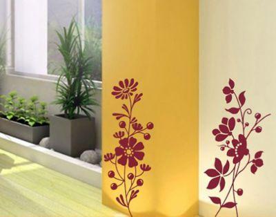 Wandtattoo Ranke No.130 Blumen Duo Jetzt bestellen unter: https://moebel.ladendirekt.de/dekoration/wandtattoos/wandtattoos/?uid=a0d28e92-f305-5506-9d1e-bbf23713471e&utm_source=pinterest&utm_medium=pin&utm_campaign=boards #heim #tattoos #dekoration