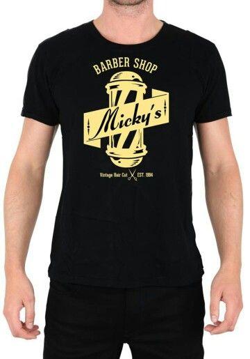 #barber shop t-shirt