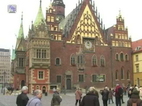 Breslau, ein Spaziergang durch die Altstadt
