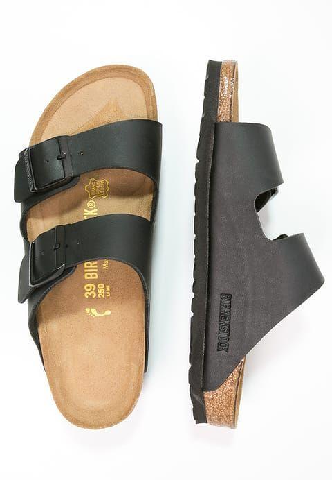 Chaussures Birkenstock ARIZONA - Mules - black noir: 70,00 € chez Zalando (au 07/01/17). Livraison et retours gratuits et service client gratuit au 0800 915 207.