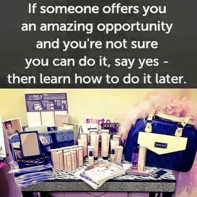 Let's Talk. Ask me how then join me on this incredibly awesome journey and let's explore the wonderful world of Mary Kay and all it's special benefits together!
