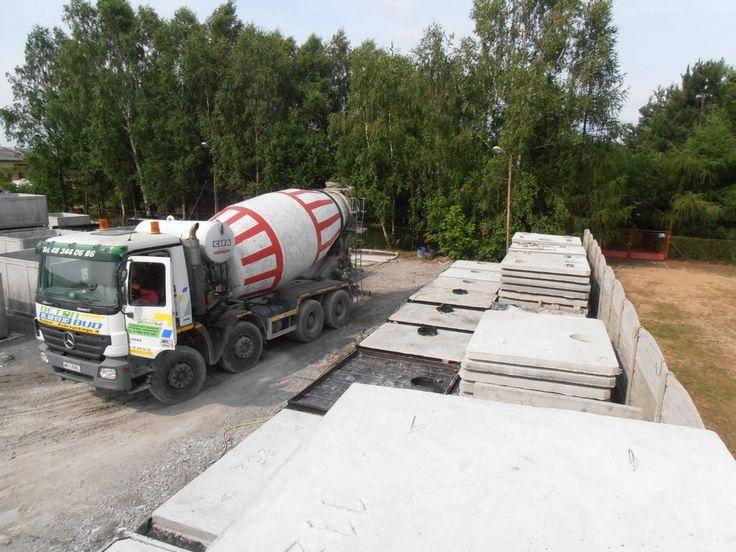 szamba betonowe Grodzisk Mazowiecki