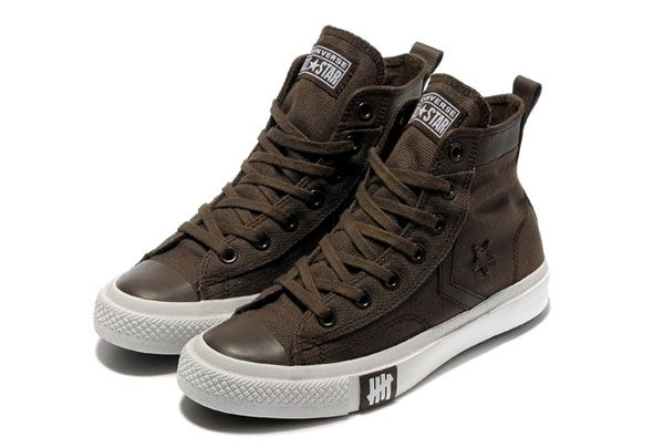 Atpdue.it / Limited Edition Brown Converse Haute Tops chocolat Toutes les chaussures de toile d'étoile converse bianche basse converse invernali