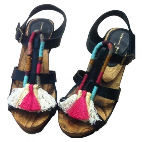 Valentine Gauthier #sandals  #vestiairecollective
