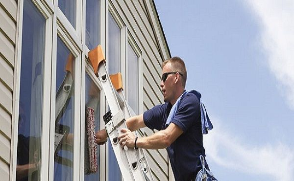Window And Gutter Cleaning Is Necessary For Home In Kent Cleaning Gutters Window Cleaner Gutter