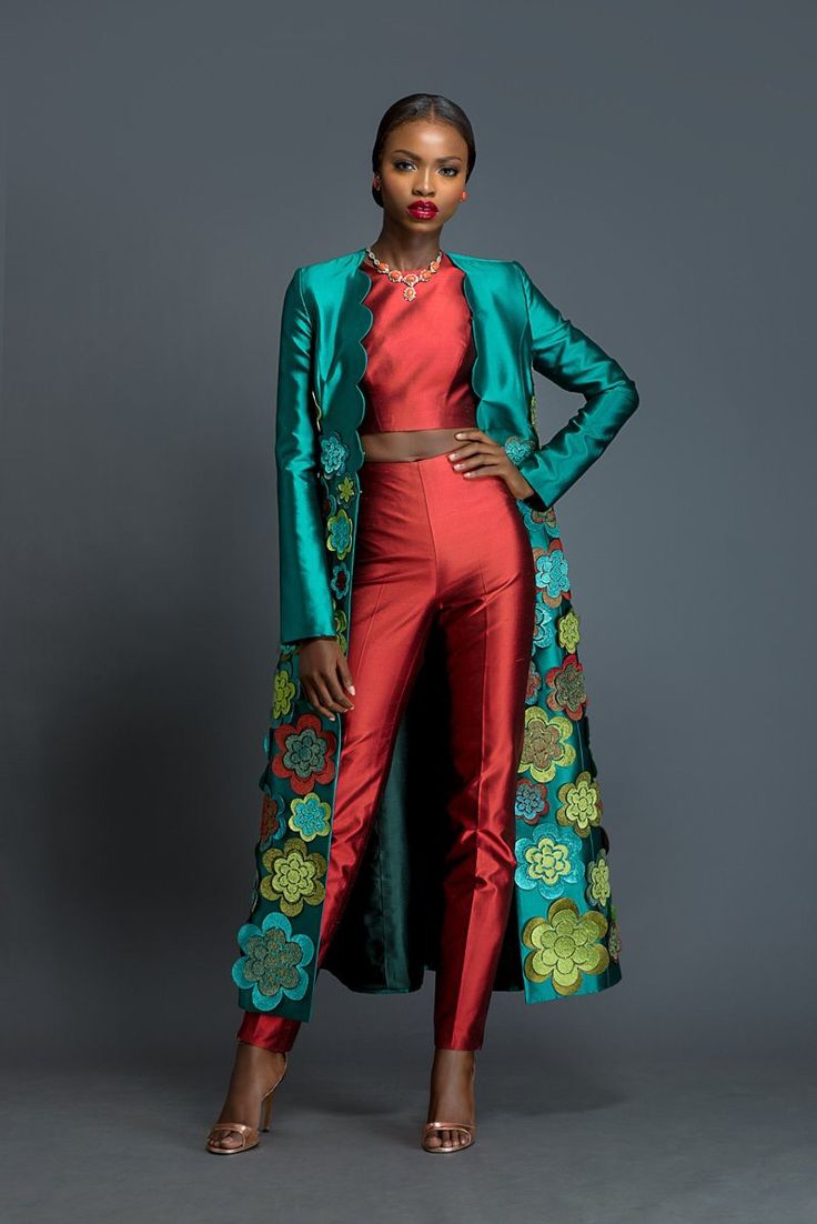 House Of Deola Deola Sagoe Colourful Pinterest Afrikanisch Mode Und Mode