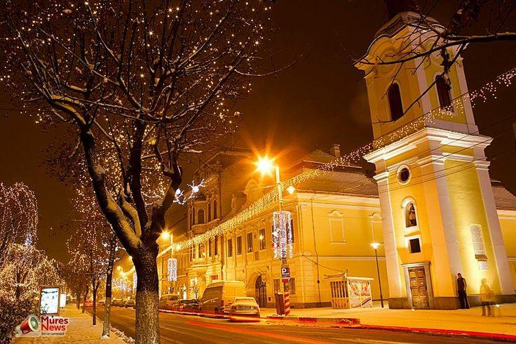 *Winter Tale* made in Targu Mures, Transilvania Region, Romania