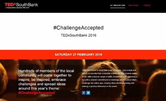 TEDxSouthBank applications are open for February's big event. Hooray! https://www.linkedin.com/home?trk=nav_responsive_tab_home