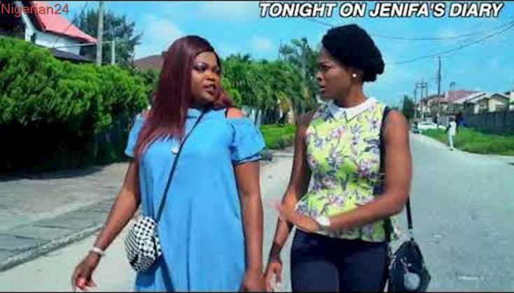 Jenifa's diary Season 10 Episode 18 - showing tonight on NTA (ch 251 on DSTV) 8.05pm