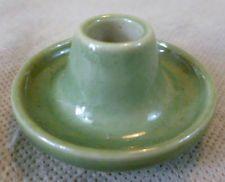 Винтаж керамика - 4,4 см Уэйд подсвечник/держатель разлива - около 1950-х/60-х годов Англия