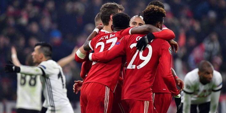 Berita Olahraga : Hasil Pertandingan Bayern Munchen vs Besiktas: Skor 5-0 http://bit.ly/2ERiKyj  Jangan Lupa Follow Instagram kami ( Indonesia 24 News ) untuk mendapatkan berita terupdate dan sumber terpercaya.  #beritaolahraga #idn24news #hasilpertandingan #bayernmunchen #besiktas #ligachampions   Afliasi : #goldenbet899.com #goldentoto899.com #idn24news.com
